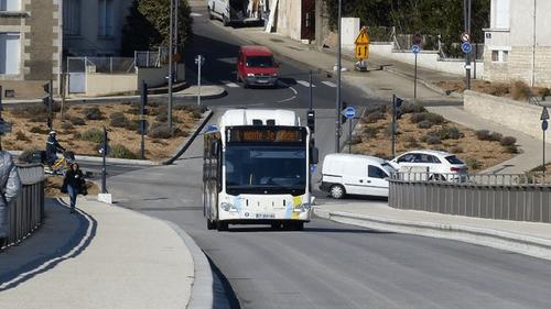 Poitiers : Vitalis recherche des conducteurs de bus
