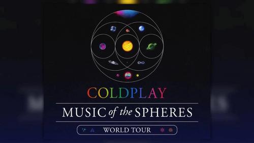 Coldplay au Stade de France : les préventes prises d'assaut