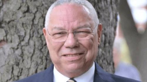 Colin Powell, secrétaire d'Etat sous George W. Bush, est décédé du...