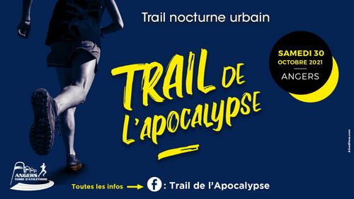 Trail de l'Apocalypse : une course nocturne organisée à Angers