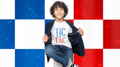 """Eurovision junior : Enzo, 13 ans, représentera la France avec """"Tic..."""