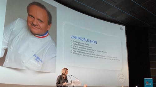 Officiel : l'Institut international Joël Robuchon ouvrira bien dans...