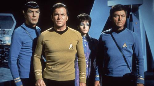 À 90 ans, William Shatner, le capitaine Kirk de Star Trek, va...