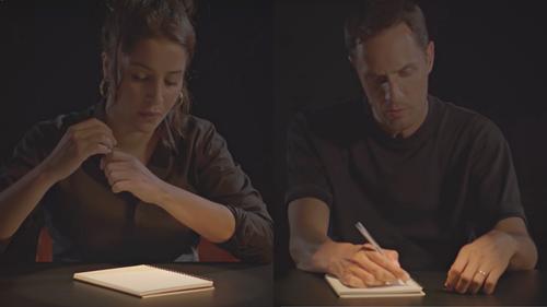 """Grand Corps Malade et Leïla Bekhti : le clip de leur duo """"Le sens..."""