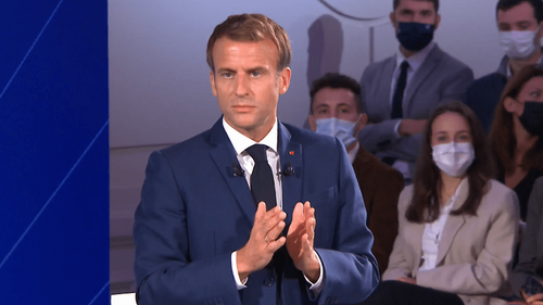 Macron lance les Etats généraux de la justice à Poitiers