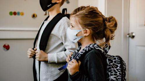 Fin du masque à l'école en Charente et Haute-Vienne à partir de lundi