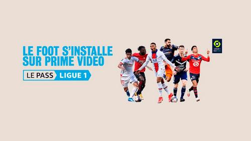 L'Alphatop - Gagnez des pass Amazon Prime Ligue 1 !