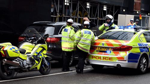 Royaume-Uni : un député poignardé à mort lors d'une permanence