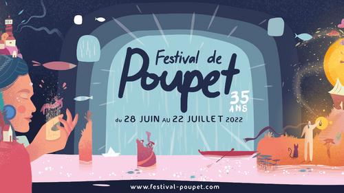 Le Festival de Poupet 2022 dévoile son affiche