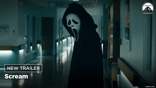 Scream de retour au cinéma en 2022