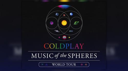Coldplay dévoile les dates de sa tournée mondiale