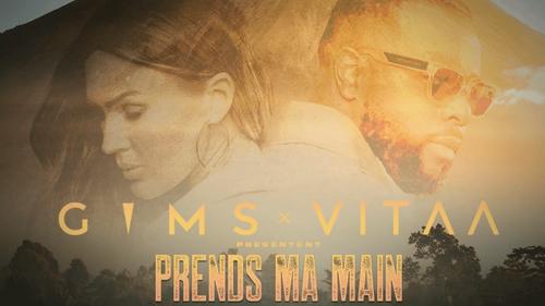 """Gims et Vitaa dévoilent leur nouveau duo """"Prends ma main"""""""