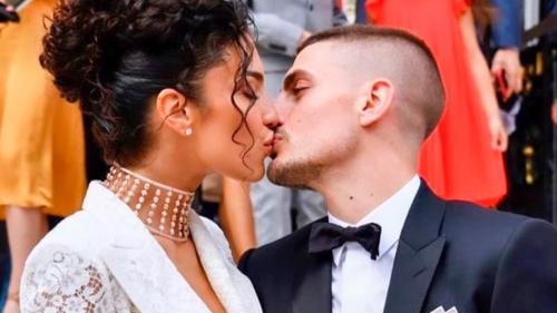 Marco Verratti et Jessica Aidi ce sont mariés aujourd'hui