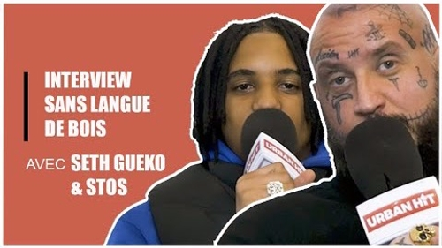 Seth Gueko & Stos : l'interview sans langue de bois