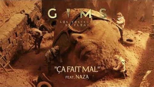GIMS - CA FAIT MAL (feat. Naza)