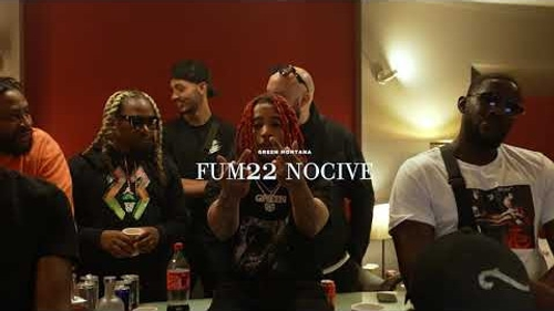 Green Montana - Fum22 Nocive