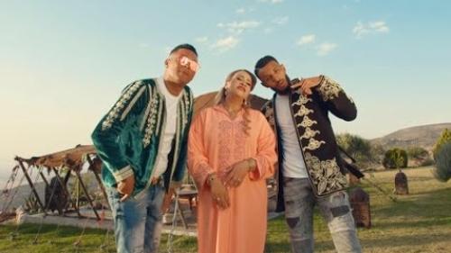 "DJ Hamida  - ""La reine du berbère gang"" (feat. Khadija Atlas, LECK & Youbig)"