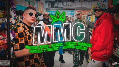 Dimelo Flow - MMC (feat. Dalex, Justin Quiles, Lenny Tavárez, Jowell y Randy)
