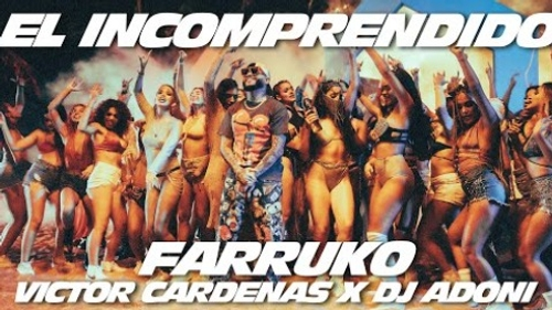 Farruko - El Incomprendido (feat. Victor Cardenas & Dj Adon)