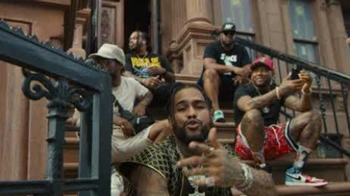 Dave East - Just Another Rapper (feat. Harry Fraud)