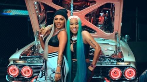 Jesy Nelson - Boyz (feat. Nicki Minaj)