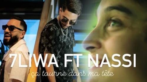 7liwa - Ca Tourne Dans Ma Tête (feat. Nassi)