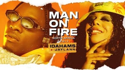 Jaylann - Man On fire (feat. Idahams)