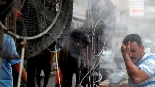 Une vague de chaleur coupe l'alimentation en électricité des...