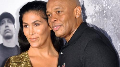 Dr.Dre versera une pension alimentaire à son ex-femme : le montant...