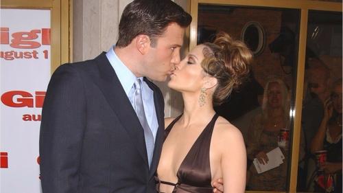 Jennifer Lopez et Ben Affleck surpris entrain de s'embrasser ! [PHOTO]