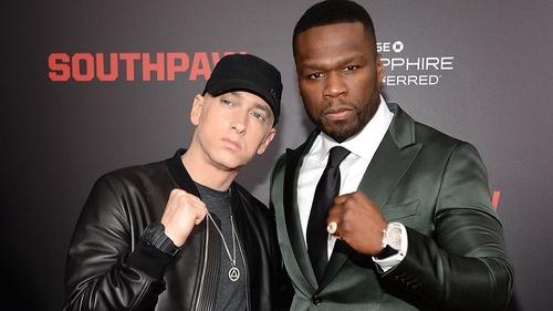 Eminem présent dans le casting de BMF (Black Mafia Family), la...