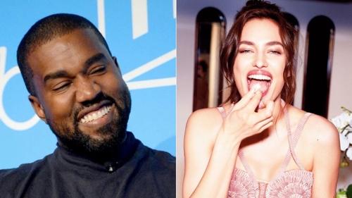 Kanye West : en couple avec le mannequin Irina Shayk ?