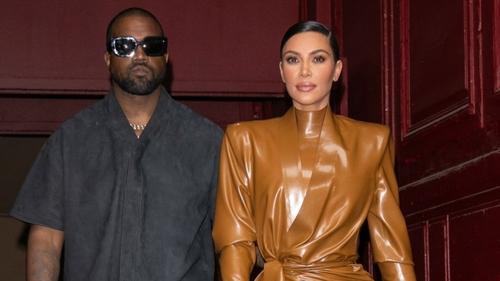 Kim Kardashian déclare sa flamme à Kanye West : « Je t'aime pour...