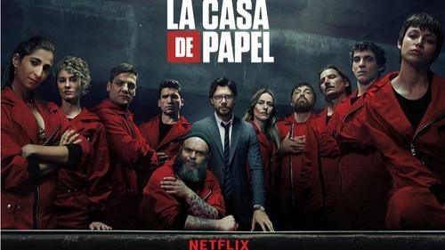 La Casa de Papel (saison 5) : Les premières images dévoilées !...