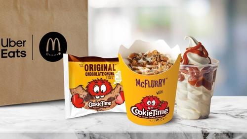 McDonald's annonce l'arrivée d'un nouveau McFlurry !