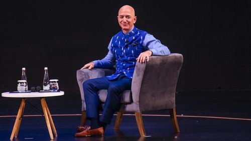 Jeff Bezos n'est plus l'homme riche le plus riche du monde !