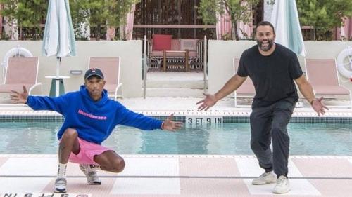 Pharrell Williams a la tête d'un hôtel rétro à Miami