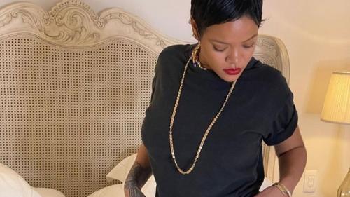 Rihanna enflamme la toile en Savage X Pride