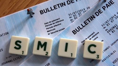 SMIC : le salaire minimum prend 35 euros !
