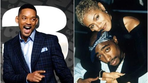 Quand Jada Pinkett a demandé à Tupac de ne pas se battre avec Will...