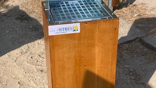 [ ENVIRONNEMENT ] Arles: 2184 cendriers de plage distribués en juillet