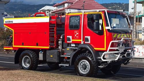[ SOCIETE ]: Les pompiers des BDR s'engagent pour la sécurité...