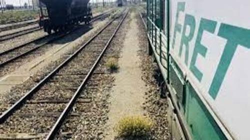 [ TRANSPORT-ECONOMIE ] Miramas: La gare de FRET ferroviaire...