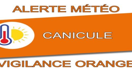 [ CLIMAT ] Alerte orange canicule: Vigilance maximum dans le...