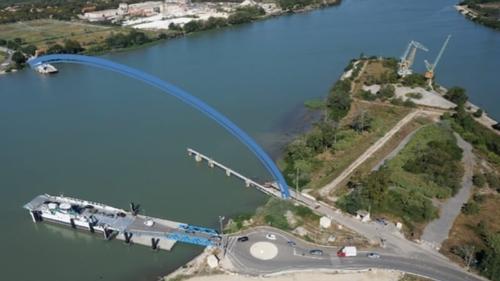[ ENVIRONNEMENT-ECONOMIE ] Pont entre Salin et Port-St-Louis:...
