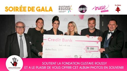 Metz : Retour en images du gala au profit de la Fondation Gustave...