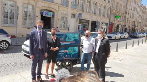 Eté 2021 : expérimentation d'une piétonnisation du centre-ville de...