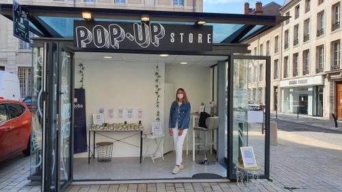 NANCY : le Pop-Up store accueil OKTOBA la marque de bougies 100%...
