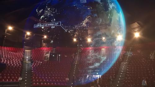 Zoo d'Amnéville : le plus grand cinéma holographique arrive en Moselle