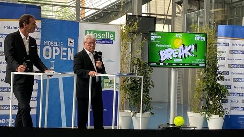 Le Moselle Open revient!